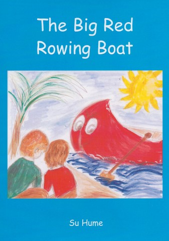 big_red_rowing_boat
